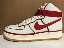 5f0c4ce73263 item 4 Nike Air Force 1 High  07 LV8 White Red NIB Size US 10.5 Men 806403  101 -Nike Air Force 1 High  07 LV8 White Red NIB Size US 10.5 Men 806403 101