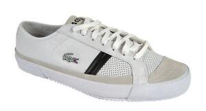 Weiß Srm White Größe 40 5 Kapira Schuhe Lacoste Sneaker pgXqXw