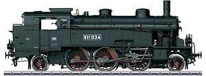 Märklin 55751 Voie 1 Locomotive À Vapeur Br 75 Son Numérique Embalage D'origine
