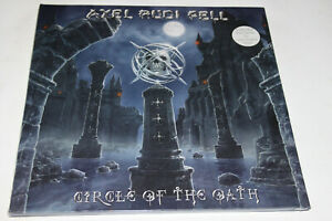 2-LP-Axel-Rudi-Pell-Circle-of-the-Oath-Limited-Edition-in-Coloured-Vinyl