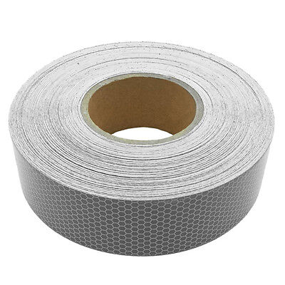 New White Silver High Quality High Intensity Reflective Tape  Vinyl Roll Cheap