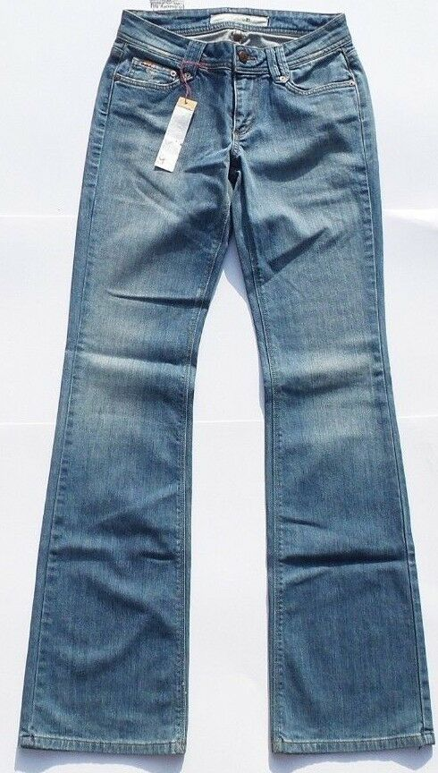 JOE'S JEANS The Honey Robinson Wash Booty Fit Stretch Denim Bootcut Jeans 27 NWD