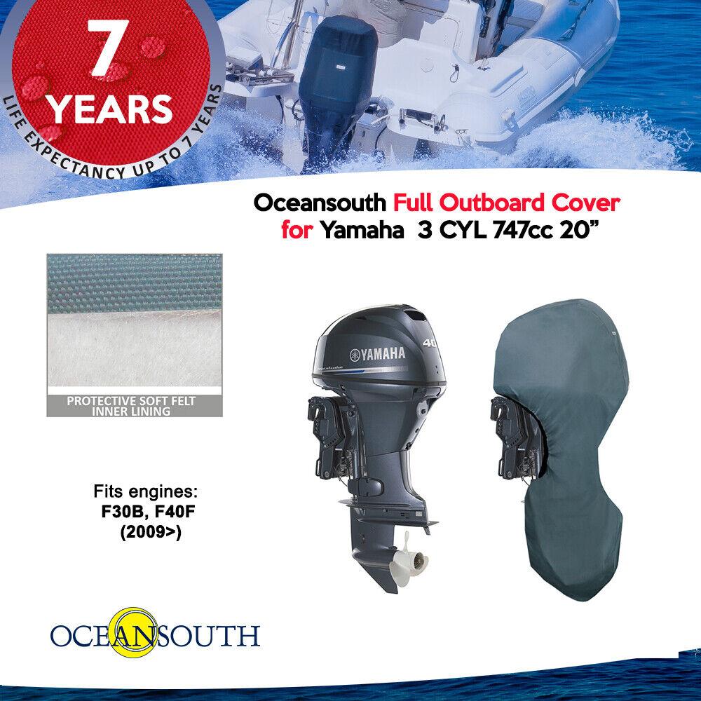 """Color 73 Talla 30-90 CV /""""Sea Cover/"""" Motor"""