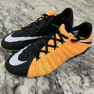 250-Men-s-Nike-Hypervenom-Phantom-III-FG-852567-801-Orange-Soccer-Cleats-Sz-7
