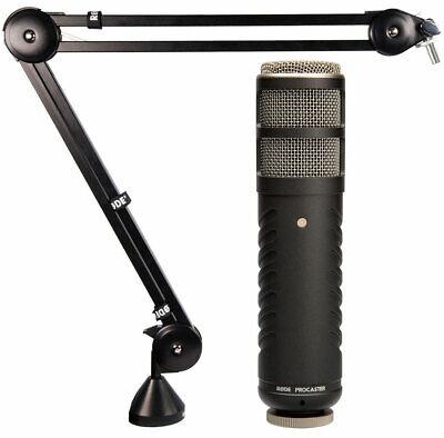 Details zu Rode PSA 1 Tisch Mikrofonarm Gelenkarm Stativ Tischklemme Mikrofonständer