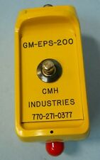 CMH INDUSTRIES GM-EPS-200 REMOTE CONTROL PENDANT UNIT, NNB
