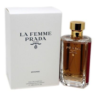 3cd0c7579c PRADA LA FEMME INTENSE EAU DE PARFUM SPRAY 100 ML/3.4 FL.OZ. (T)  8435137764495 | eBay
