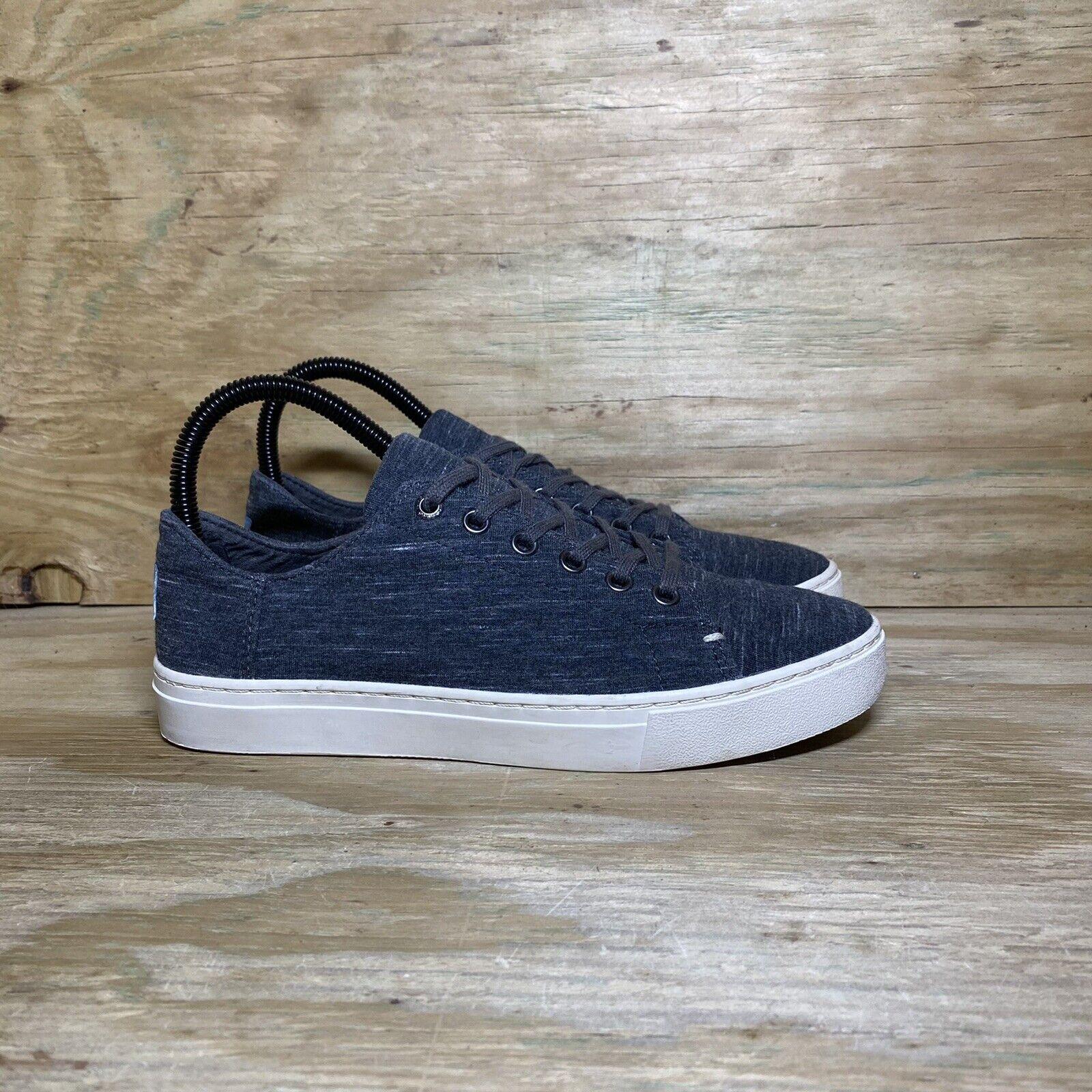 Toms Lenox Fashion Sneakers (10010838), Women's Size 7, Blue