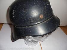 26841 Luftschutzhelm original Gladiator Stahlhelm Wehrmacht 2.WK RL2 38/28