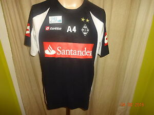 Borussia-Moenchengladbach-Lotto-A4-Junioren-Training-Trikot-034-Santander-034-Gr-M