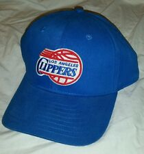 New Era NBA Script Los Angeles Clippers cap hat Blue LAC LA CP3 Chris Paul NEW