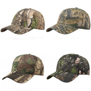CO-Outdoor-Tactical-Baseball-Camo-Cap-Military-Army-Hunting-Hiking-Snapback-Hat