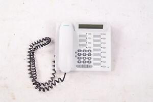 Siemens-Optipoint-500-Standard-weiss-Telefon-Systemtelefon-Buero-Firma-Anlage