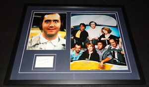 Andy-Kaufman-Signed-Framed-18x24-Photo-Display-AW-Taxi
