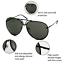 Aviator-Super-Poshe-GRADIENT-Twirl-Metal-Design-Frames-Women-Sunglasses-BLACK thumbnail 4
