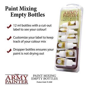 Paint Mixer Empty Canette 6 Pièce Army Painter tl5040 bouteille flacon-afficher le titre d`origine hAcyvj8R-09160346-423137104