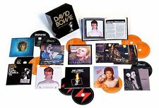 Five Years 1969-1973 [Nine-CD] [Box] by David Bowie (CD, Sep-2015, 12 Discs, Rhino (Label))