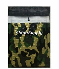 1 500 0 6x10 Poly Camo Color Camouflage Poly Bubble Mailers Fast Shipping