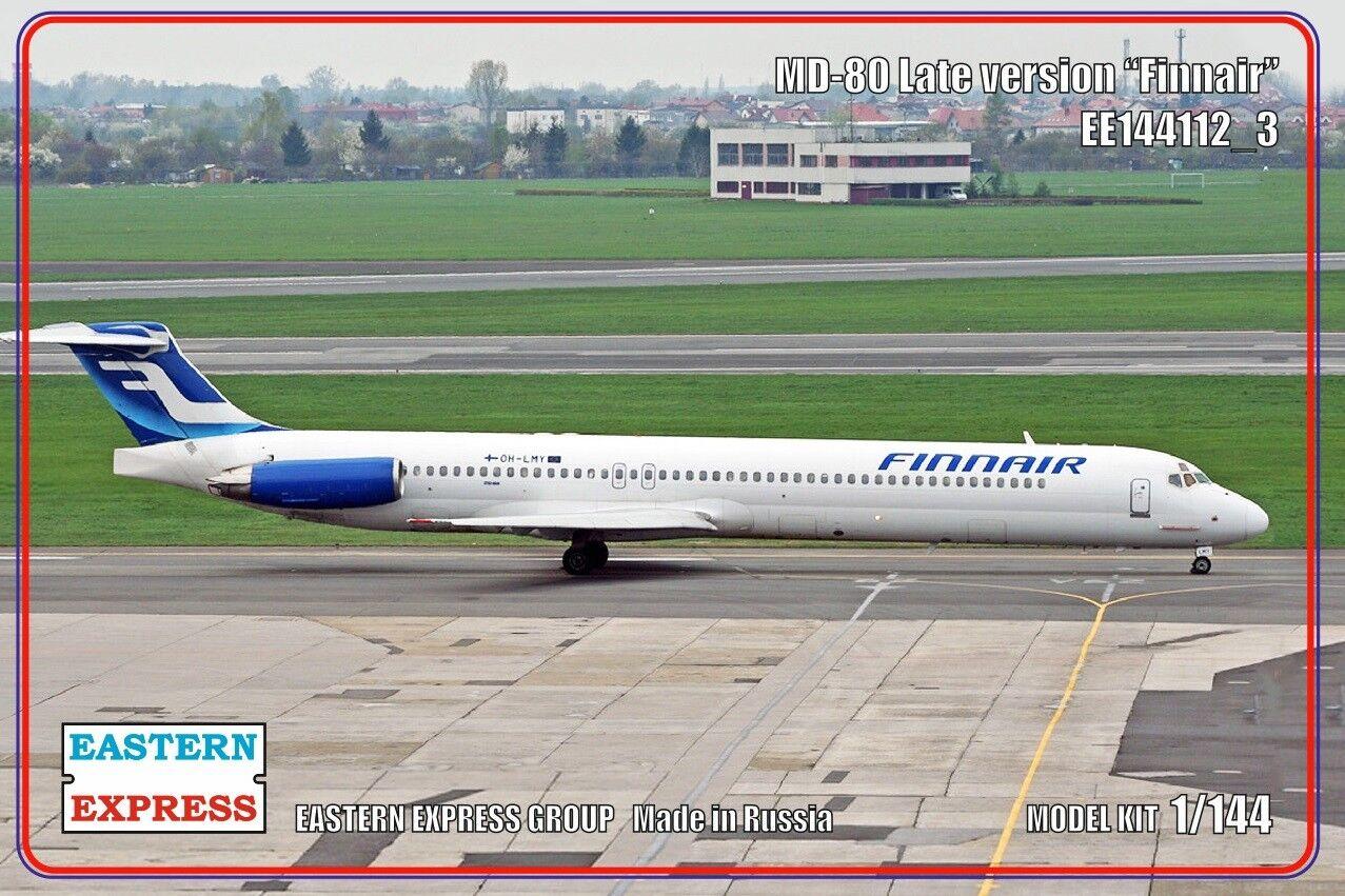 MD-80 Airliner 144 1 Express Eastern Late EE144112_3 FINNAIR