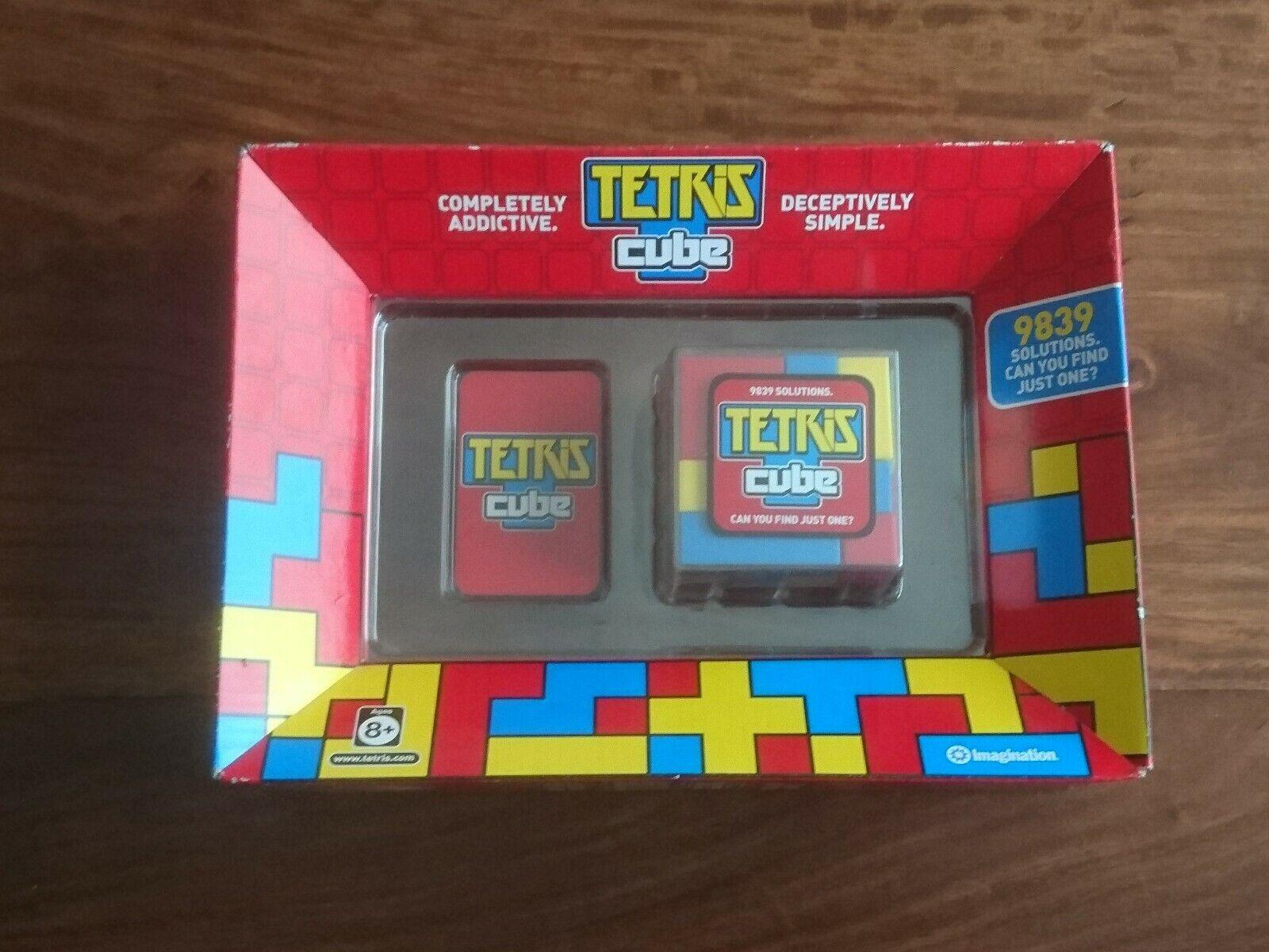 Original Tetris Cube (2007 imagination) UNOPENED.