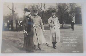 Prinzessin Victoria Luise und Prinz Ernst August und Prinz Oskar 1913 ♥ (73306)