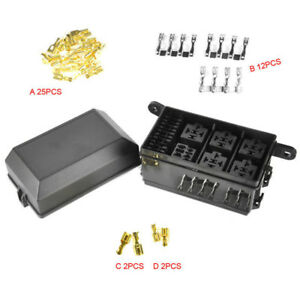 Car Fuse Box 6 Relay Holder 5 Road The Nacelle Insurance Car Insurance Realiable