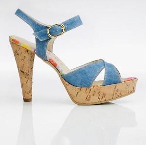 5 Schoenen sandalen Slipper W Platform sandalen Studio Gr417 van PXiuZk