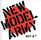 BD3 EP [EP] by New Model Army (CD, Nov-2006, Devil Doll)