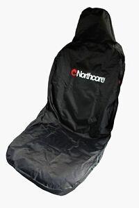 NORTHCORE-WATERPROOF-SINGLE-CAR-VAN-SEAT-COVER-BLACK