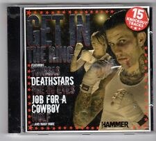 (GQ738) Get In The Ring, 15 tracks various artists - 2007 - Metal Hammer CD