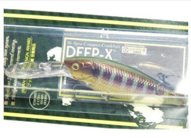 Megabass Deep-X 200 T Wobbler