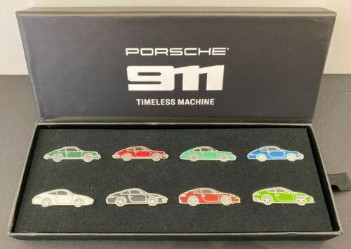 Porsche 911 Series Timeless Machine 8 Pin Set 901 912 964 993 996 997 991 992
