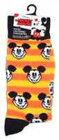 Mens Disney Mickey Mouse Socks (shoe Size 6-12)