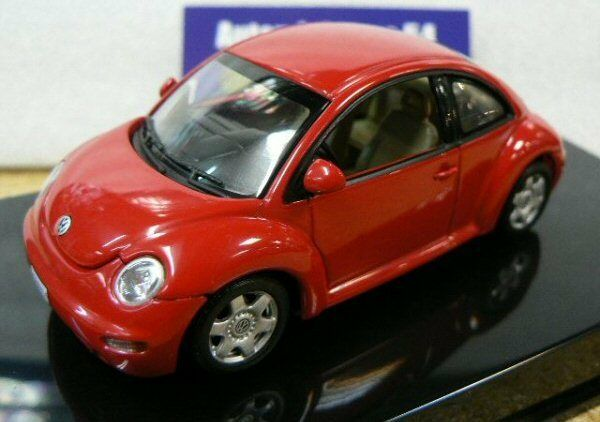 Autoart 59734 VW Beetle RSI Red 1 43 Scale Diecast Model Car