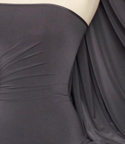 Silk Touch 4 CIERTO ESTIRAMIENTO JERSEY Tela De Lycra material Q53 tarifa de envío
