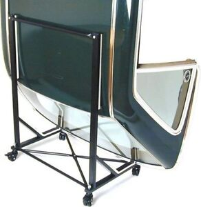 Chevy Corvette Hardtop Stand Trolley Cart Rack /& Hard Top Dust Cover {050B}