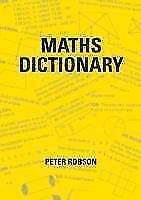 Maths Dictionary von Peter Robson (1995, Taschenbuch)