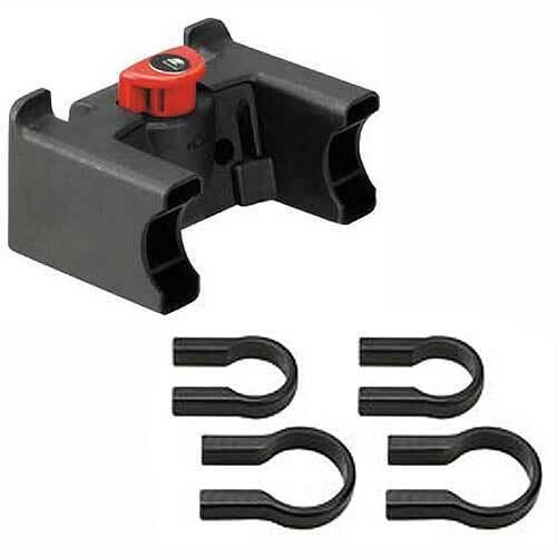 Rixen /& Kaul Handlebar Adapter KLICKfix Universal with lock