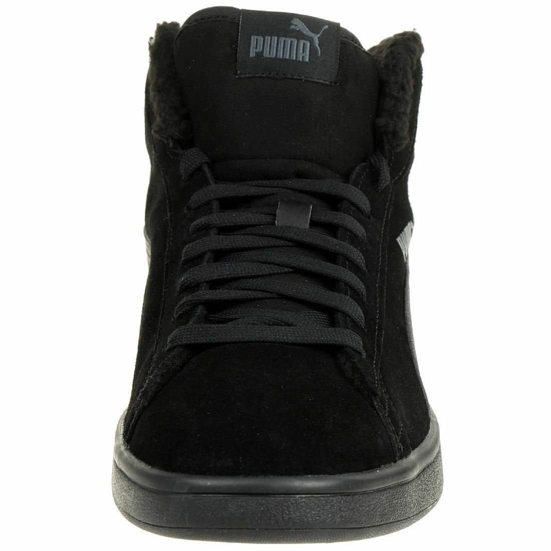 PUMA Smash v2 Mid WTR WTR WTR Unisex scarpe da ginnastica Scarpa Nero Foderato 366810 01   Nuova voce    Sig/Sig Ra Scarpa  e90446