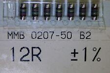 10X MMB02070C2207JB MELF Resistors 1W 0.22ohms 5/% 0207 50ppm