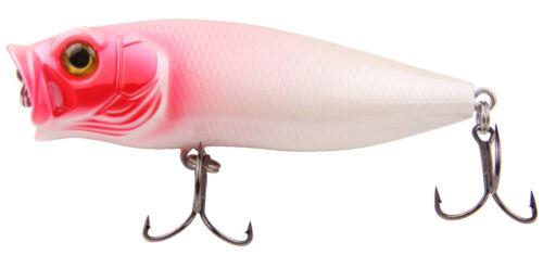 Dam Effzett Finesse BABY Popper 35 45 55 65 80mm-modello e colore a scelta-NUOVO /& OVP