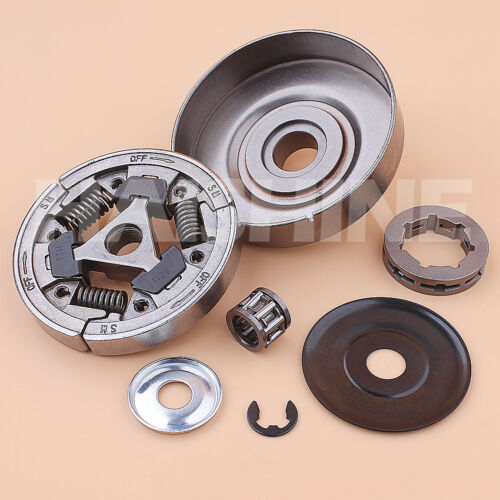 "3//8/"" Clutch Drum Sprocket Kit For MS362 Stihl MS 362 Chainsaw Rim Needle Bearing"