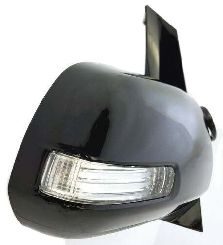 *NEW* DOOR MIRROR for TOYOTA TARAGO ACR50 1//2006 ELECTRIC BLACK LED ON RIGHT