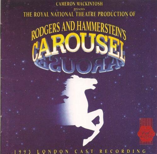1 of 1 - Carousel / 1993 London Cast Recording