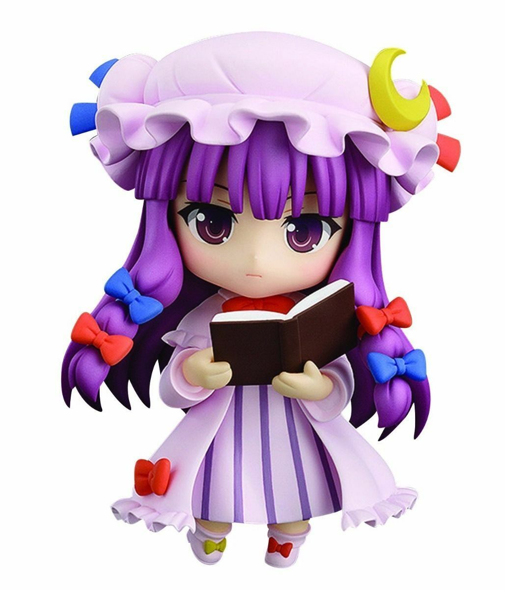 Nendgoldid 521 Touhou Project Patchouli Knowledge NEW NEW NEW from Japan 30051e