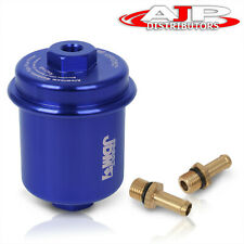 Universal Performance Racing Fuel Filter 200psi Turbo Super Charger Na Blue