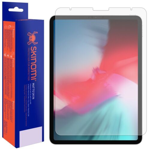 MATTE Skinomi 2018 Screen Protector Film For Apple iPad Pro 11/""
