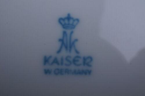 AK KAISER MARIE ANTOINETTE weiss schönes altes Kaffeeservice 6P 21tlg