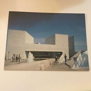 Older-Postcard-National-Gallery-of-Art-Washington-West-Facade