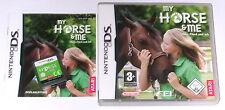 Spiel: MEIN PFERD UND ICH My Horse & Me für Nintendo DS + Lite + Dsi + XL +3DS